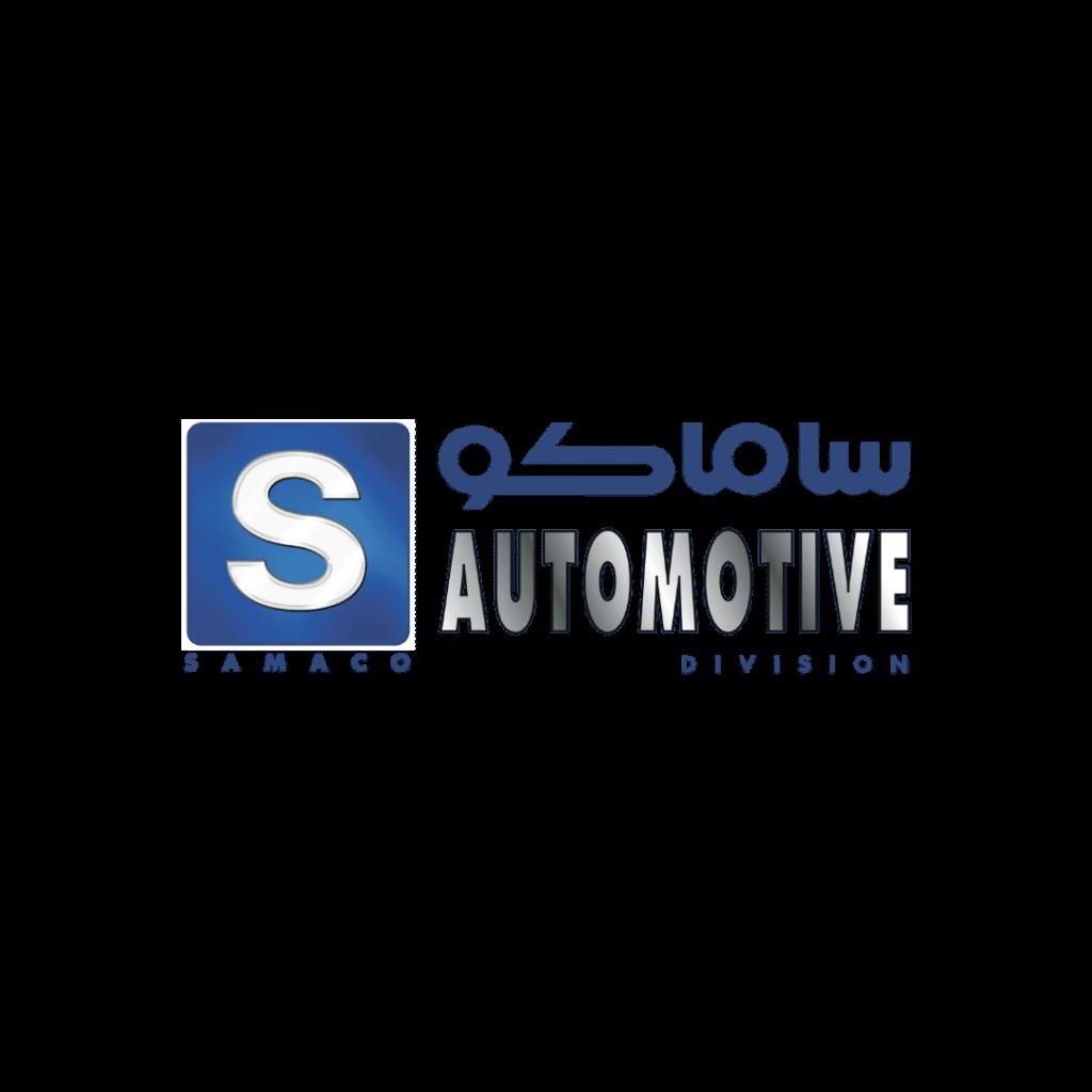Samaco Automotive Logo - Marketing Impact Solutions Client