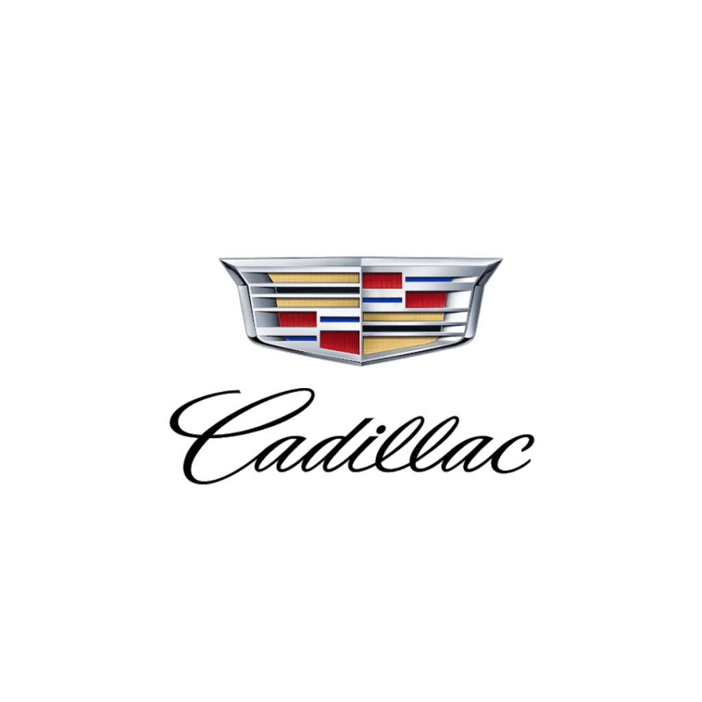 Cadillac Logo - Marketing Impact Solutions Client