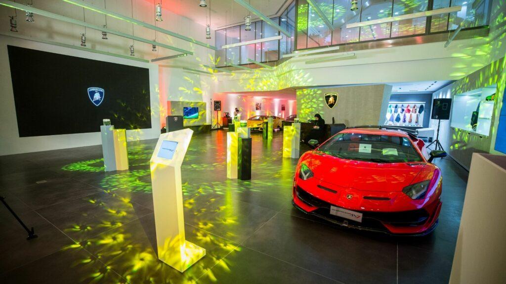 Lamborghini Huracan Evo RWD Launch - MIS